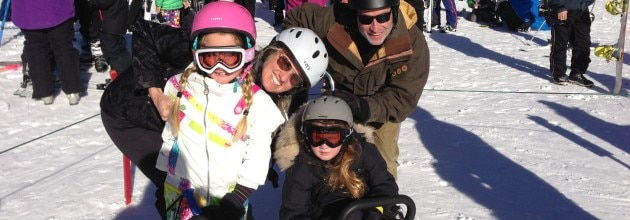 Family Skiing 2.14