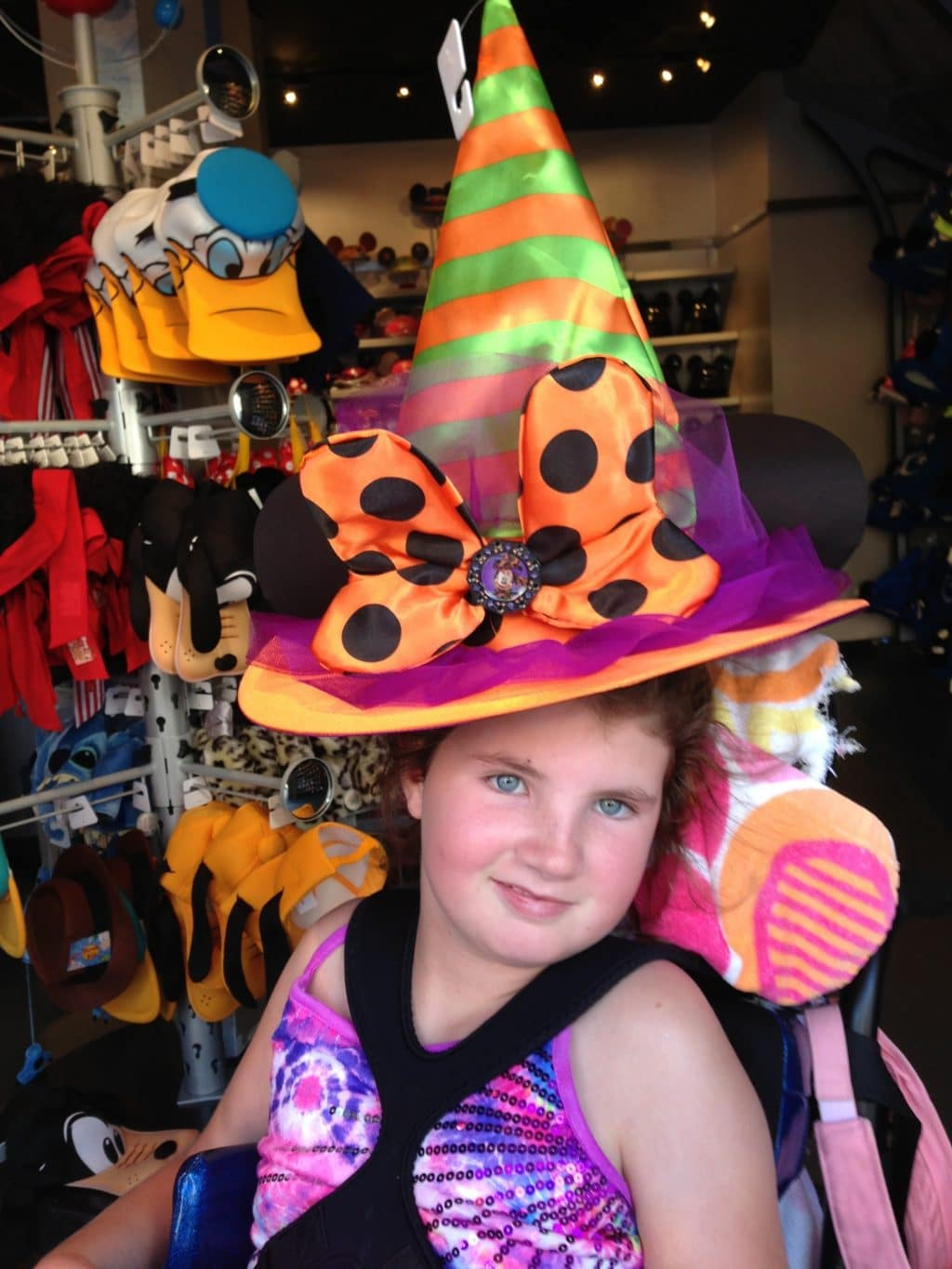Lily-with-Disneyland-hat-on
